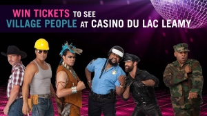 Win tickets to see Village People