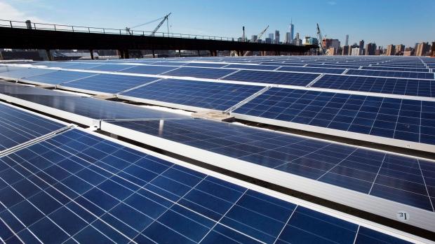 Three Canadian solar panel manufacturers sue U S  over 30