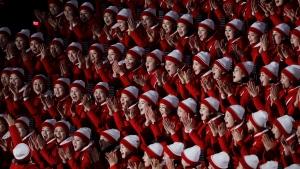 North Korea Winter Olympics Pyeongchang