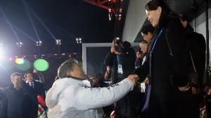 North Korea Pyeongchang Olympics