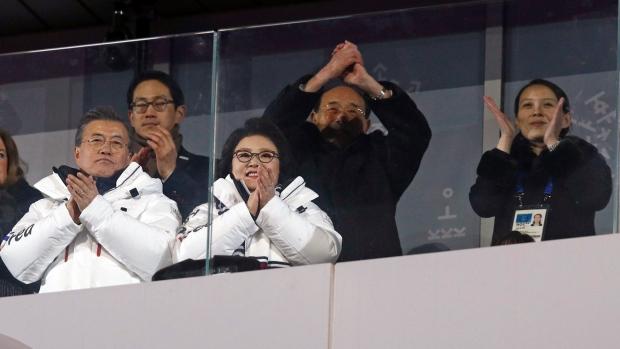 Kim Jong Un's sister Kim Yo Jong