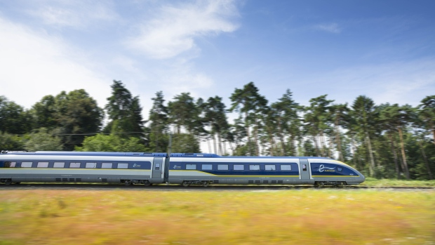 Eurostar announces London to Amsterdam service