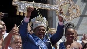 King Momo RIo Carnival