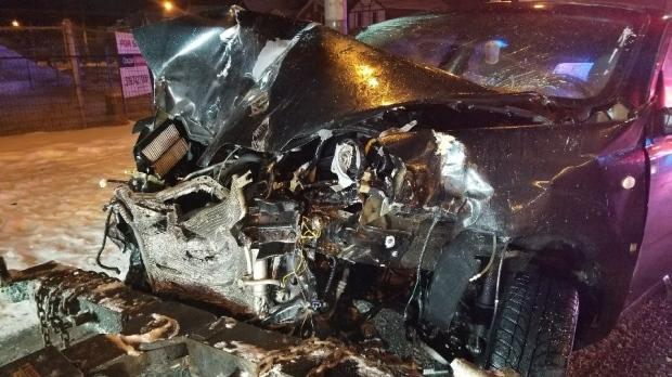 Guelph crash