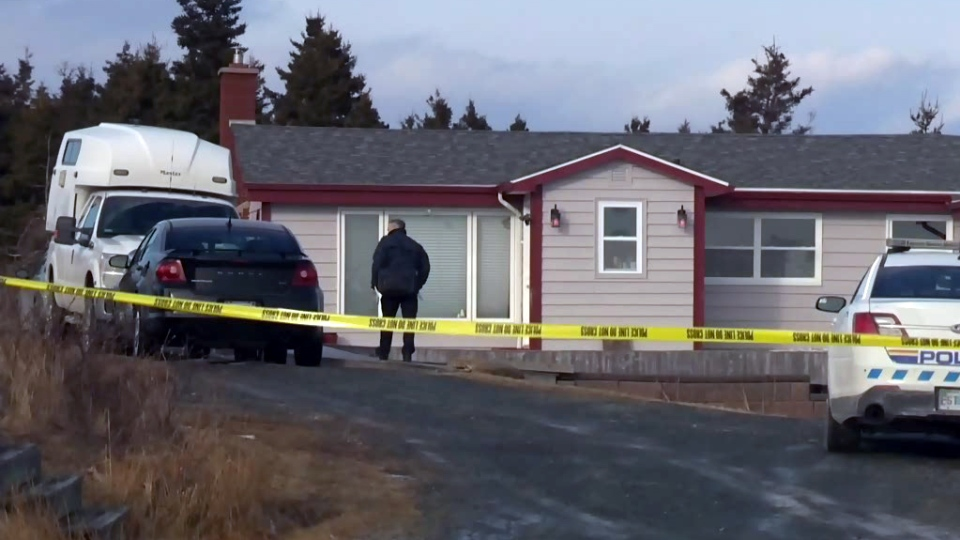 Chris Enns says his wife was beaten and kidnapped during a home invasion in East Chezzetcook, N.S.