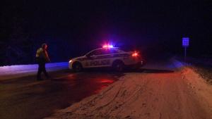 Man dead after crash near Richmond