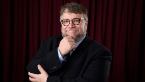 Guillermo del Toro poses for a portrait at the 90th Academy Awards Nominees Luncheon at The Beverly Hilton hotel on Monday, Feb. 5, 2018, in Beverly Hills, Calif. (Photo by Chris Pizzello/Invision/AP)