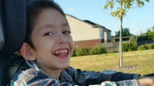 Boyqara's family said the boy lived with Cerebral Palsy and was often sick in the wintertime.