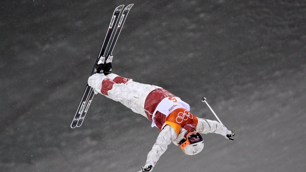 Moguls - Laffont wins moguls gold for France