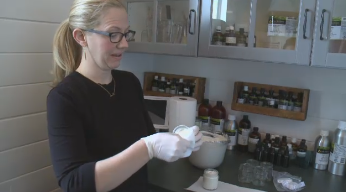 Herbalist Sommer Amare speaks about possible marijuana dispensaries in Moose Jaw.