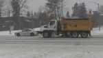 CTV Barrie: Messy roads