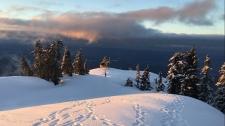 Alouette Mountain
