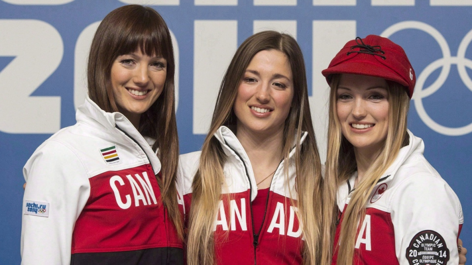 638a59a0e9f Dufour-Lapointe sisters experience different Olympics than four ...