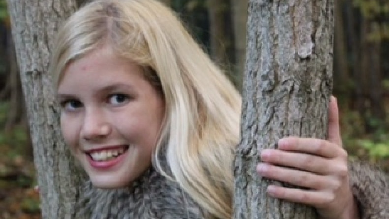 A GoFundMe page has been set up for the family of Avery Kernaghan after a crash claimed her life and left her father in critical condition. (Source: GoFundMe)