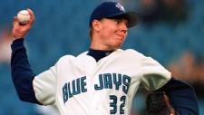 Roy Halladay in Toronto in 1999