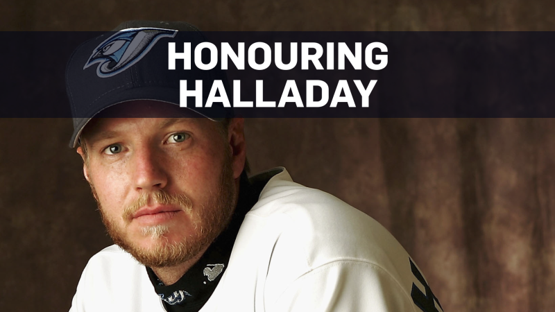 Toronto Blue Jays to retire Roy Halladay's No. 32