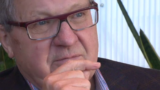 Former cabinet minister lobbying for relocation of CP Rail yard