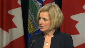 Notley giving B.C., Ottawa 'a little space' to discuss B.C. pipeline issue