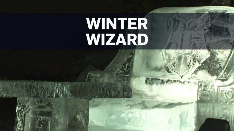 Alberta gets an icy 'Hogwarts'