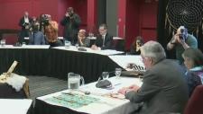 CTV Montreal: Indigenous hearings