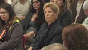 Ontario Premier visits Sudbury post-secondary students