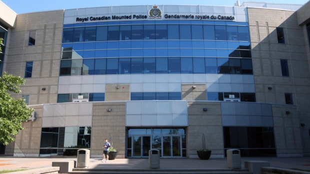 RCMP headquarters