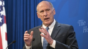 Director of U.S. National Intelligence Dan Coats