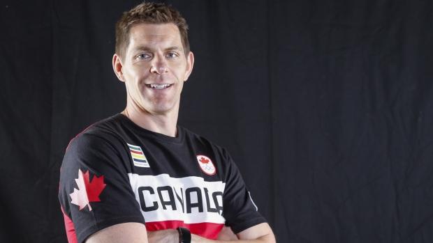 Canadian Olympic athlete Dave Greszczyszyn