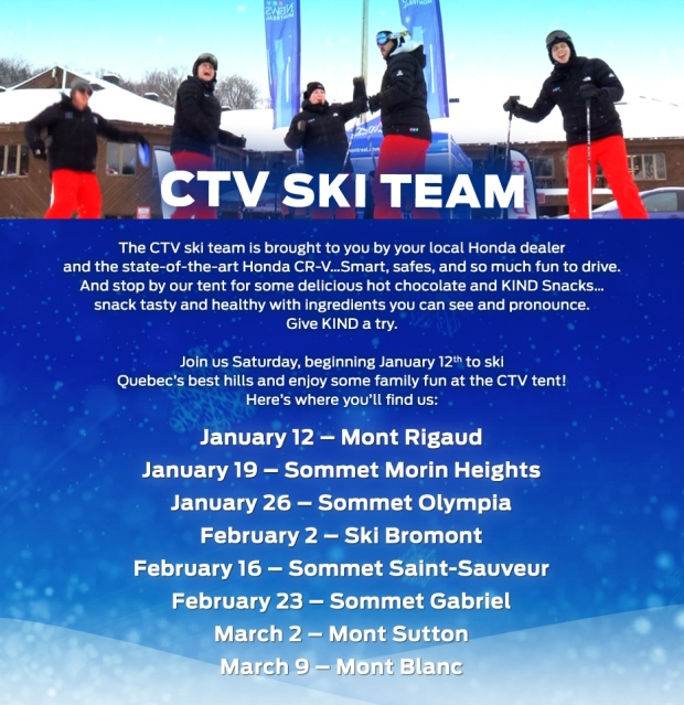 ski team Feb 26