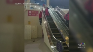 Elevator ride