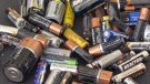 A Simcoe County campaign to keep used batteries out of garbage dumps has yielded the best results in the province. (Feb 13, 2018, CTV Barrie Roger Klein)