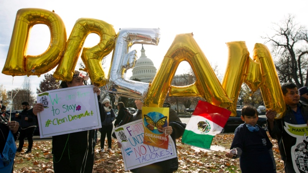Second US judge blocks Trump's decision for ending DACA program