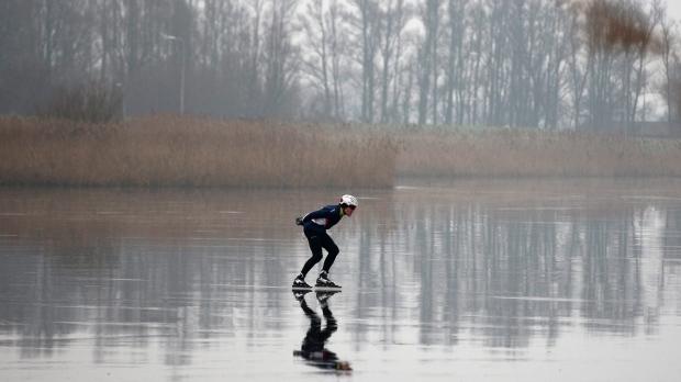 Dutch skater