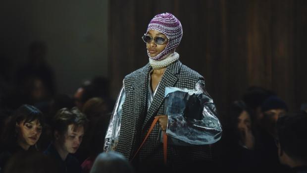 Calvin Klein at NY Fashion Week
