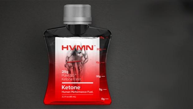 DeltaG ketone ester supplement drink