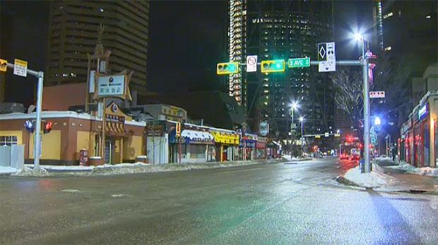 Chinatown, pedestrian hit, pedestrian crash, injur