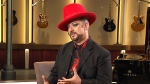 Boy George on how social media connects artists wi