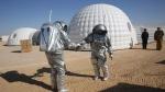 Testing centre in desert simulates life on Mars