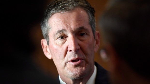 Pallister says a complainant came forward about two separate incidents and the premier says the situation was handled to the satisfaction of that person. (File image)