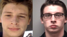 Nolan Panchyshyn is seen in these undated photos.