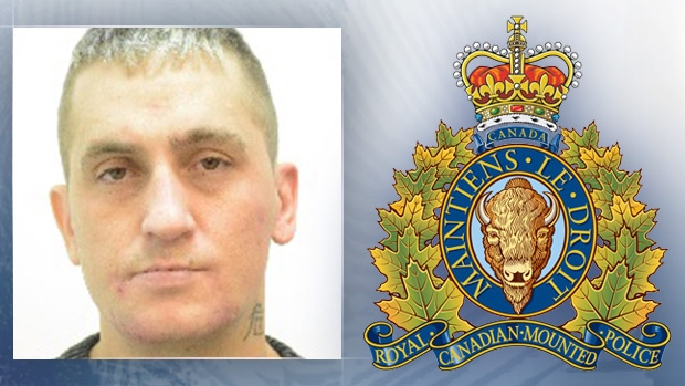 Kevin Edward Brown, 35, is seen in an undated photo released by RCMP. Supplied.