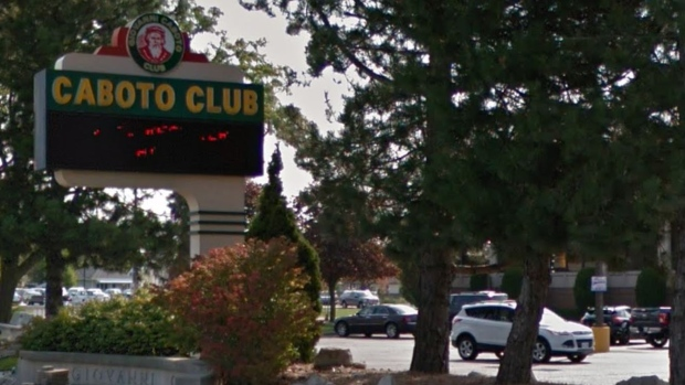 The Caboto Club in Windsor