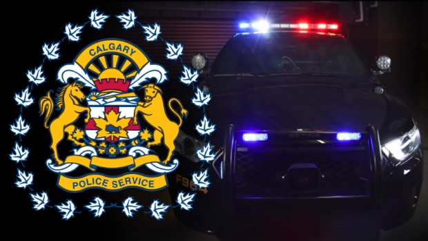 Calgary Police generic