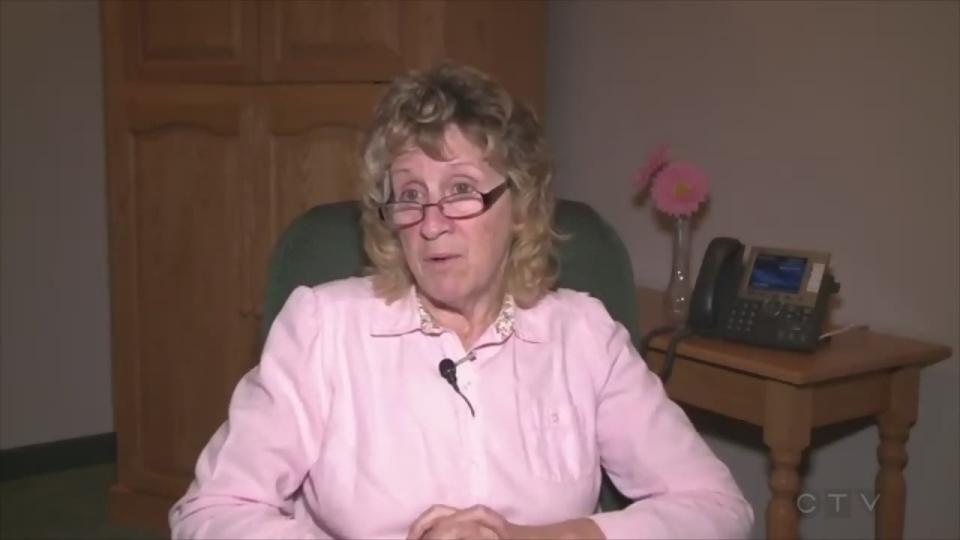 North Bay nurse, Sue McIntyre, wins her job back