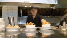 John MacNeil - executive chef, The Beltliner Diner