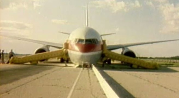 The story of the 'Gimli Glider' is poised to become a feature film on the silver screen.
