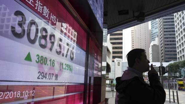 Markets rise as inflation worries drop