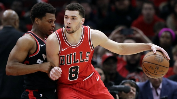Raptors beat Bulls for seventh straight win