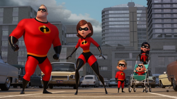 Incredibles 2 Sneak Peek Debuts During Winter Olympics