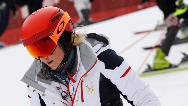 Women's giant slalom medals awarded in PyeongChang